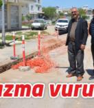 Atatürk Mahallesi'nde doğalgaz sevinci