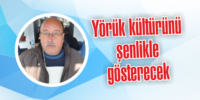 Ahmetli'de dev bir organizasyon var