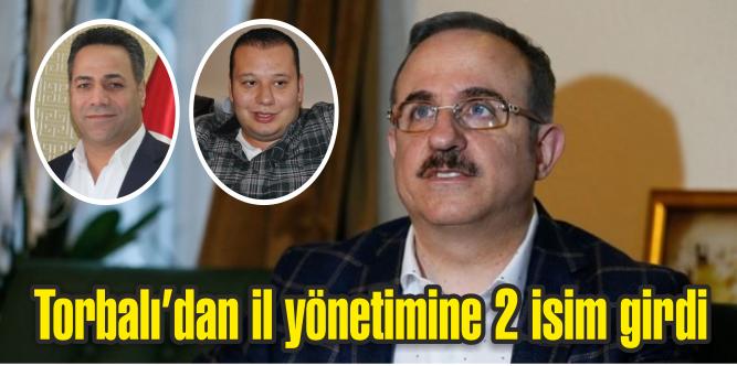 AK Parti İzmir'in A Takımı belli oldu