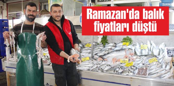 'Balık fiyatları gayet ucuz'