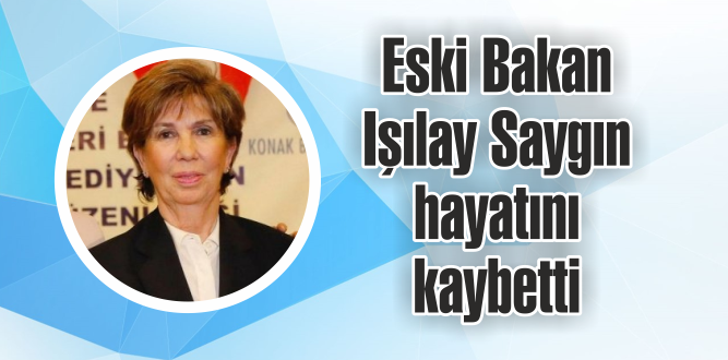 Saygın, Türkiye'nin ilk kadın Çevre ve Turizm Bakanıydı