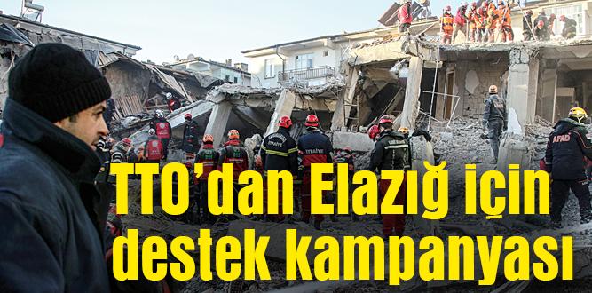 Torbalı'dan depremzedelere destek