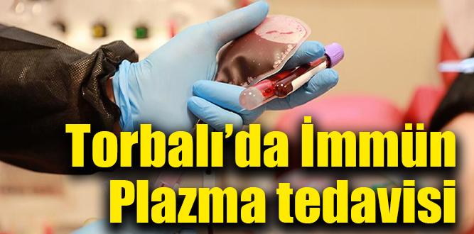 Torbalı Devlet Hastanesi'nde uygulanıyor