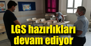 Çalışmaları yerinde inceledi