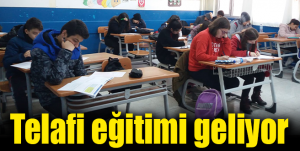 Uzaktan eğitime hız verildi