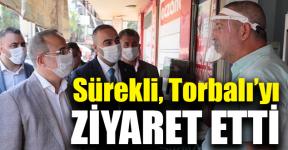 AK Parti İzmir İl Başkanı'ndan Torbalı'ya çıkartma