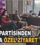 GELECEK PARTİ'DEN ÖZEL ZİYARET