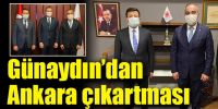 Günaydın'dan Ankara çıkartması