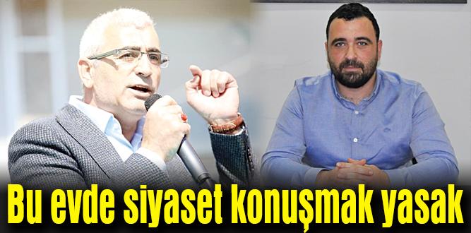 Damat İYİ Parti'de Kayınpeder AK Parti'de