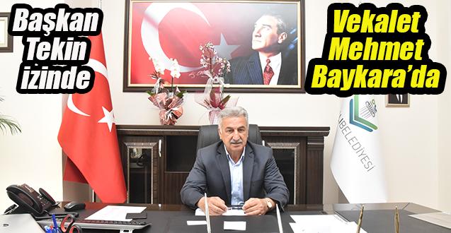 Belediye Baykara'ya emanet