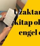 Uzaktan eğitim kitap okumaya engel olmadı