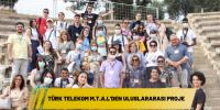 Türk Telekom M.T.A.L'den Uluslararası proje atağı