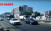 VİDEO HABER – İzmir Aydın Caddesinde yayaların ızdırabı