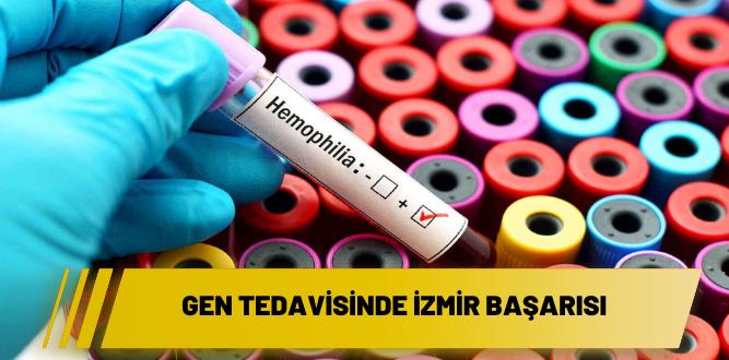 Gen tedavisinde İzmir başarısı