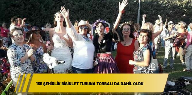 Süslü Kadınlar Torbalı'da gezecek